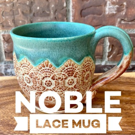 Noble Lace Mug