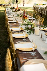Farmhouse Table Wedding. Amazing Ethereal Garden Wedding ...