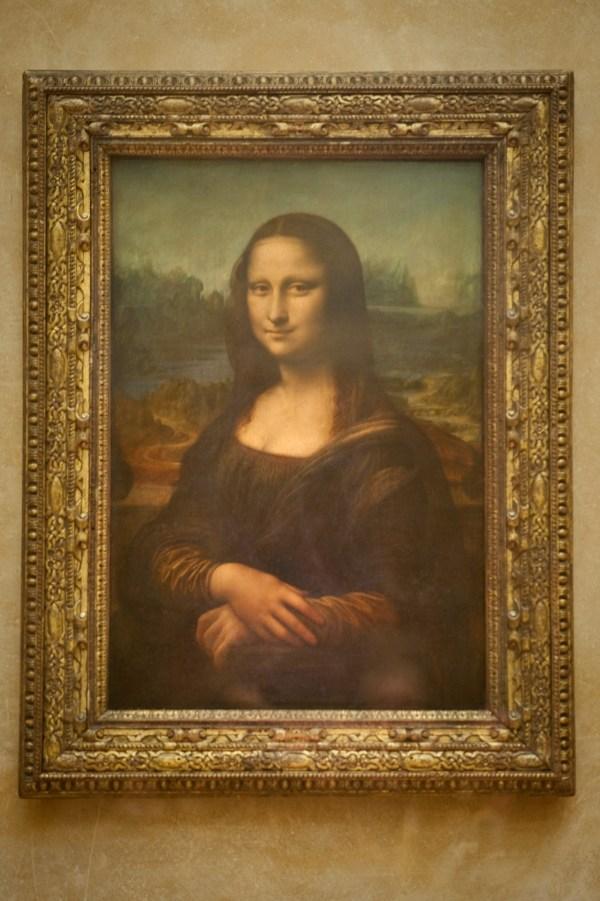 Mona Lisa Puzzle Digital Art & Design