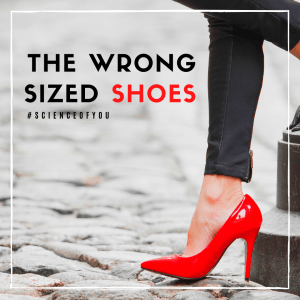 "The wrong sized shoes- How ""fitting in"" shows up on the human design chart"