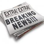 NewspaperBreakingNews