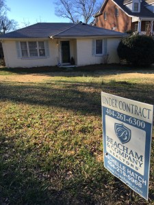 1109 Standard Dr Under Contract in 3 days