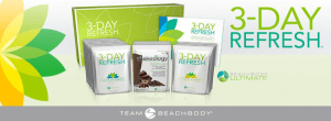 Beachbody's 3-Day Refresh