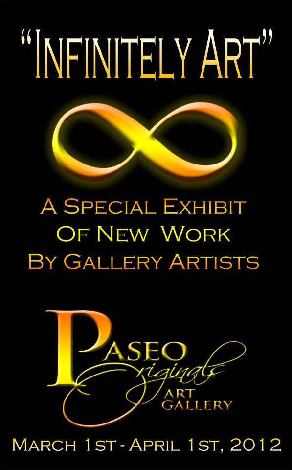 Infinitely Art at Paseo Originals Art Gallery