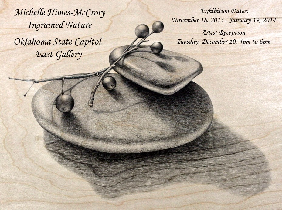 Artist Reception at the Oklahoma State Capitol