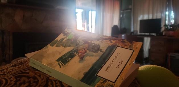 My next Joseph Conrad book.