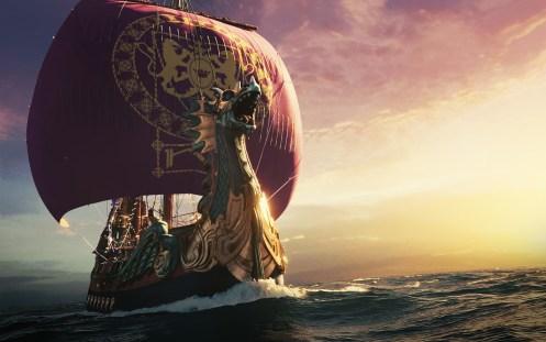 narnian ship