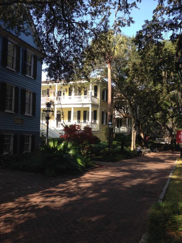 Charleston street.