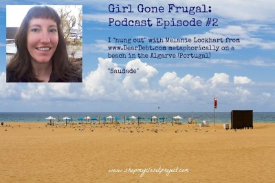 Girl Gone Frugal Podcast
