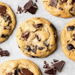 How to Make Delicious Vegan Chocolate Chip Cookies