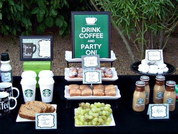 15 Amazing Food Bar Ideas For Your Reception Or Event