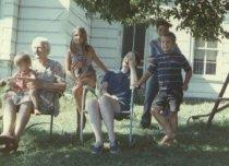 Gramma Rogers, Me, Ma, Ken