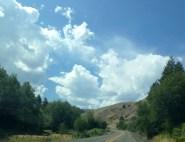 Heading into the Imnaha Canyon