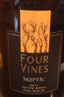 Skeptic? A wine named after me?!?