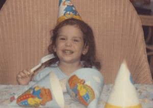 Michelle's 4th Birthday