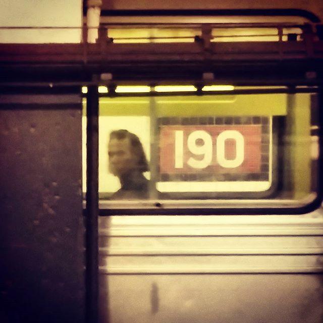 The Man On The A Train #newyork #subway #mta #washingtonheightsnyc #mysterious #atrain