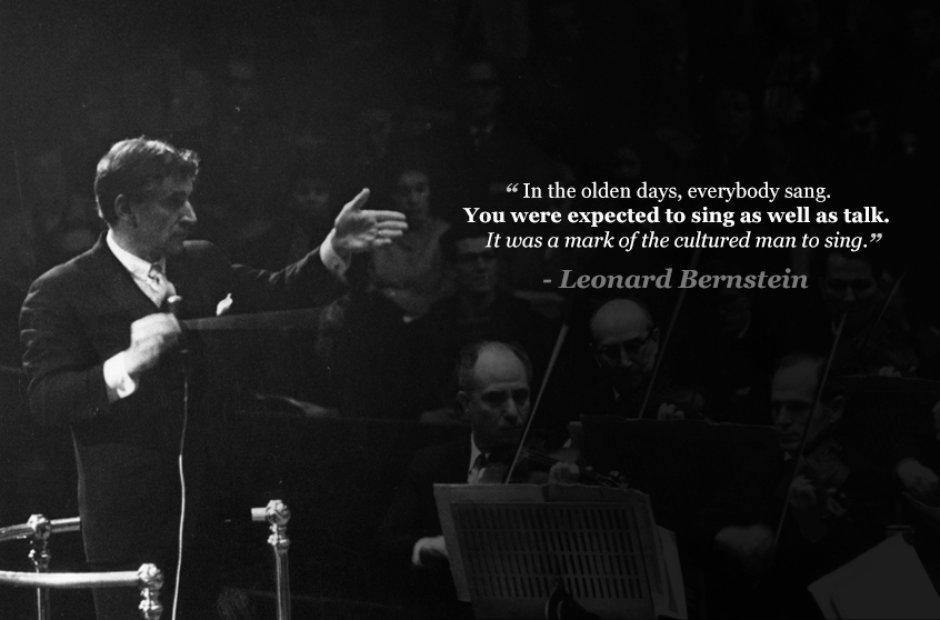 Sherlock Quotes Wallpaper Inspiring Composer Quotes Leonard Bernstein Michelle