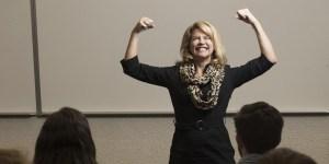 Dr. Michelle K. Johnston, Leadership Coach, Management Professor & Keynote Speaker