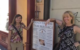 Thai massage in Prague