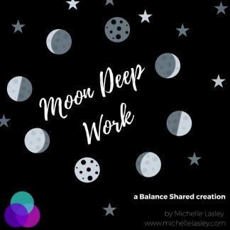 Moon Deep Work