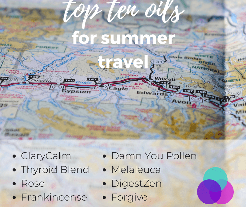 Must Have Oils for Travel