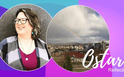 Ostara's invitation to co-create a different future