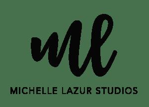 Michelle Lazur Studios Logo