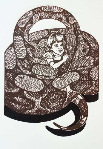 Title: That Time When I Had a Pet Boa…