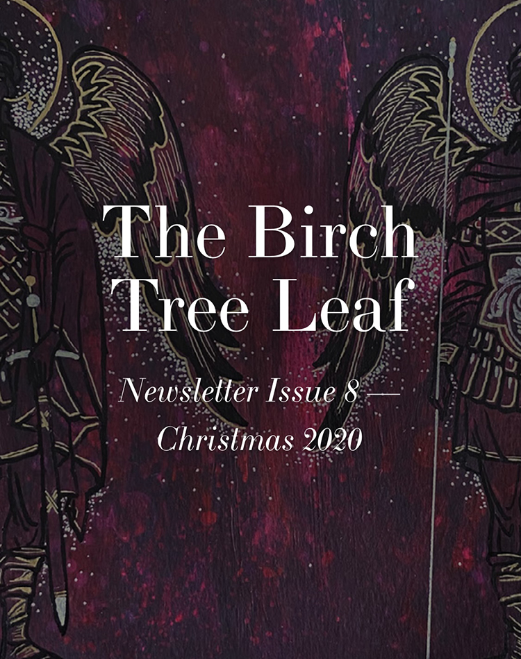 The Birch Tree Leaf - Christmas 2020