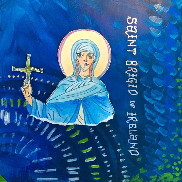 The Generosity of Saint Brigid - Part 2, 2017 by Michelle L Hofer