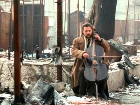 The Cellist of Sarajevo, Vedran Smailovic