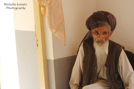 One of the village elders.