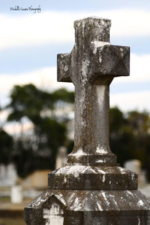 The cross endures.