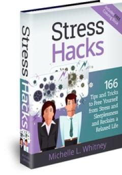 Stress Hacks Book image