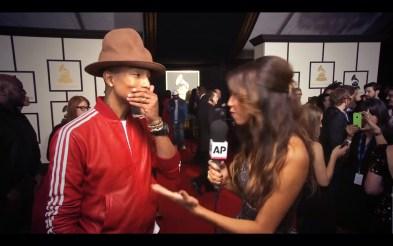 Pharrell - AP Live