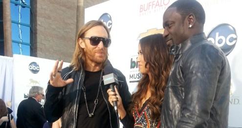 David Guetta & Akon - BBMAs