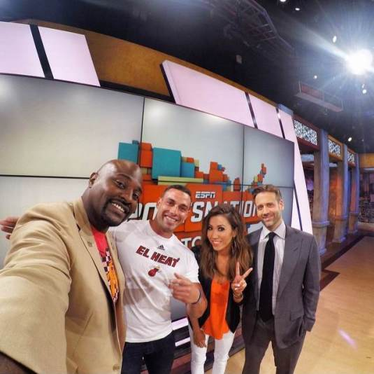 Fan Capture at SportsNation