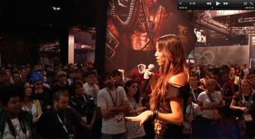Hosting E3 Booth - Nexon