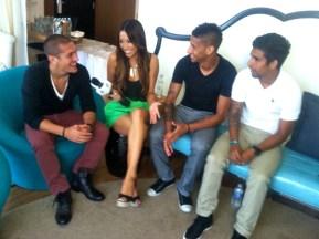 LA Galaxy Team