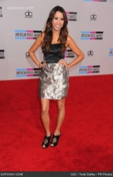 American Music Awards - Arrivals - Nokia Theatre L.A. Live - Los Angeles, CA, USA - Keywords: - False - Photo Credit: C2C / Todd Duffey / PR Photos - Contact (1-866-551-7827)