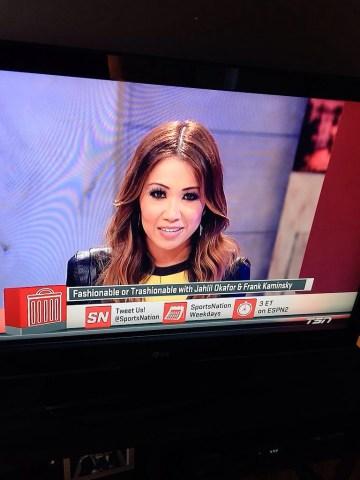 Screenshot from Canada - SportsNation