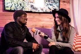 Michelle interviews Shameik Moore – lead actor in 'Dope'