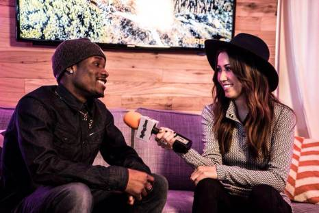 Michelle interviews Shameik Moore – lead actor in 'Dope'