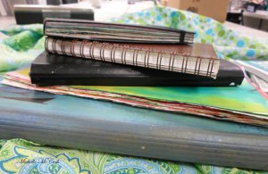 Art Journal Stack