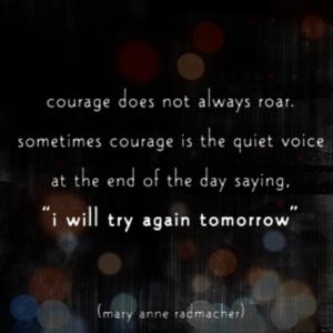 try again tomorrow