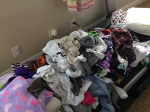 more laundry