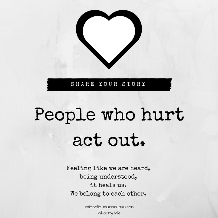 Mean people are people who are hurting