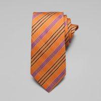 Plaid Tie - Orange | J.Hilburn