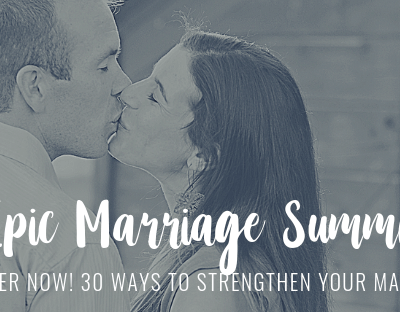 Strengthen Your Marriage in 30 Days