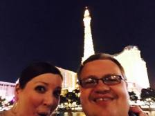 Cody and I in Paris! (Really!)